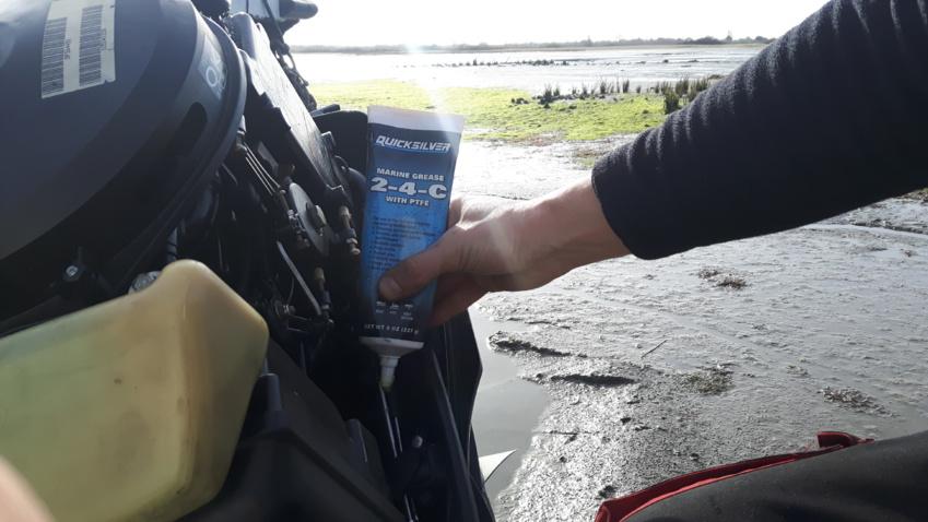 Hivernage Bassin Arcachon : que faites vous pour protéger votre moteur cet hiver ?