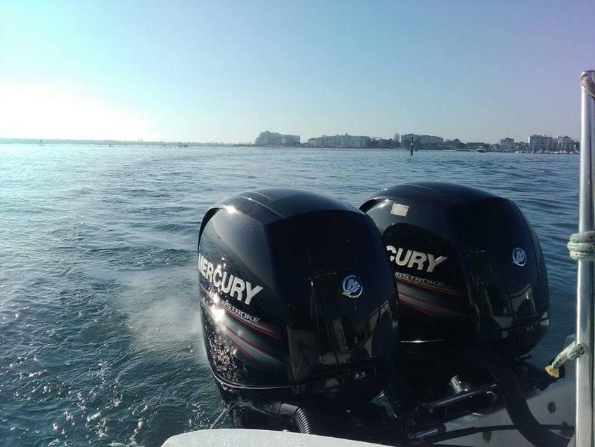 Vente moteur bateaux Fourstroke à Arcachon - Gérard Nautique