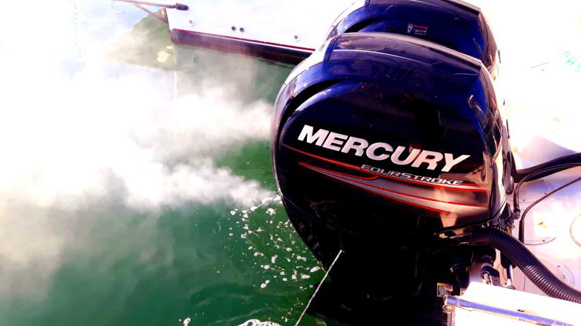 Dépannage moteur Mercury Arcachon Gérard Nautique