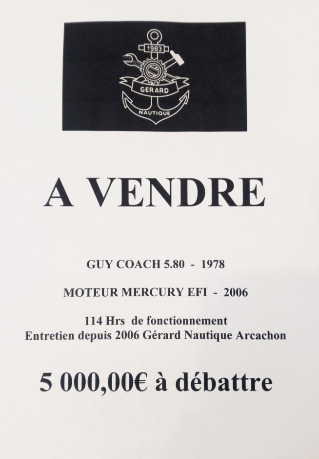 GUY COACH 580 de 1978